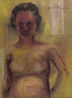 Dieudonne Cedor 12X16 #107-3-96 canvas