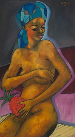 Jerome Jean Rene 36X20 #7-3-96 Canvas Ci