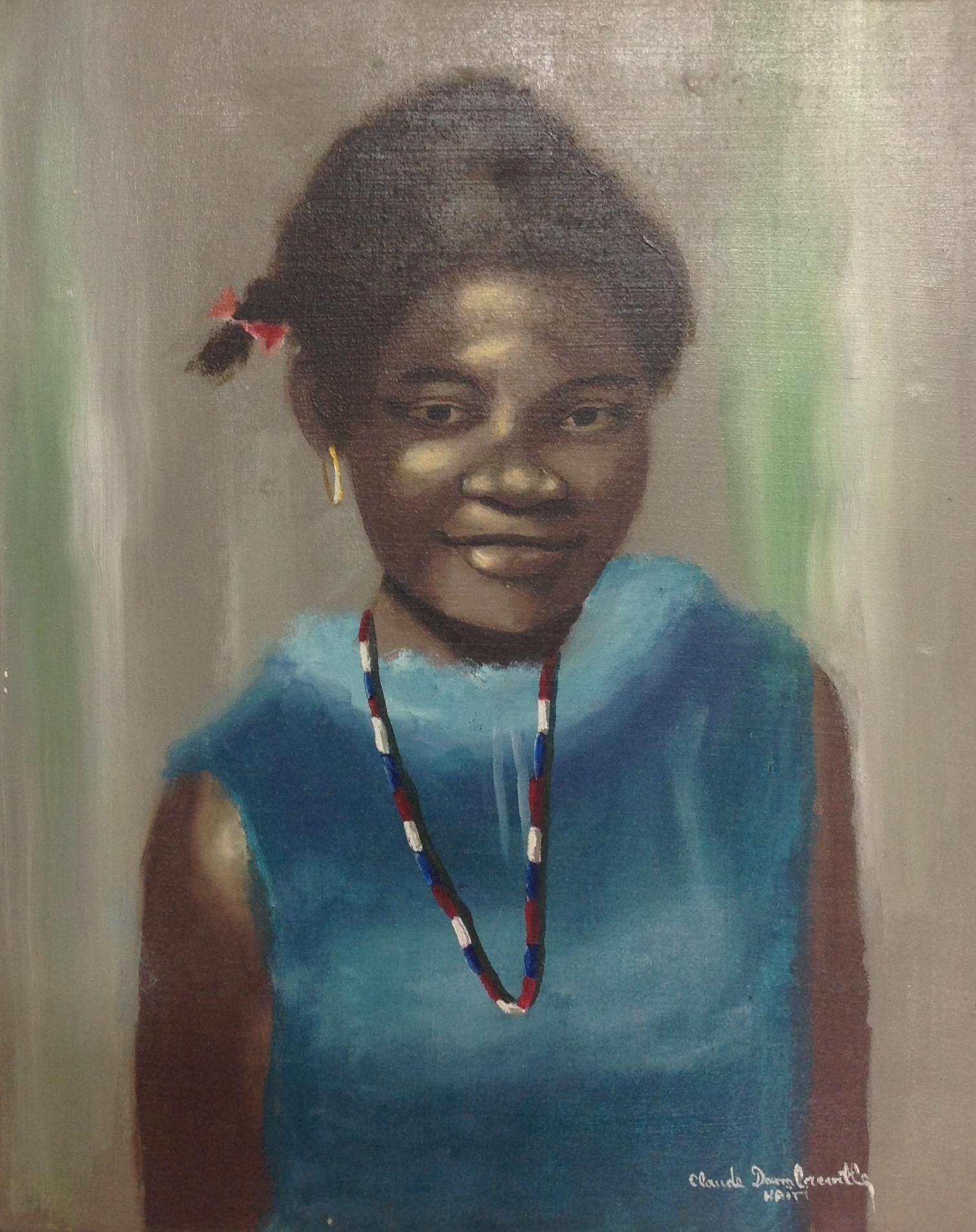 Dambreville Claude 16X20 #96-3-96 canvas 1973