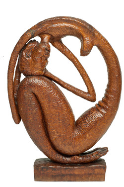 Booz Ludovic 4 3:4X12X28 #10-3-11 Statue