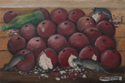 Bigaud Wilson 10X15 #40-3-96 Canvas 1980