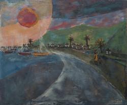 Jacques Harry 20X24 #27-3-96 Canvas 1979