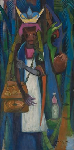 Cedor Dieudonne 40X20 #231-3-96 Canvas C