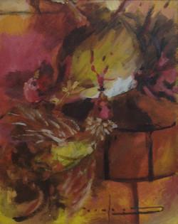 Dieudonne Cedor 8X10 #136-3-96 canvas