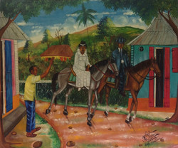 Blaise Moleon 20X24 #12-3-96 board 1972