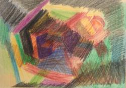 Gabriel Jacques 14X19 #34-3-96 dessin