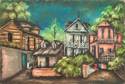 Preval Guerdy 16X24 #4-3-96 Canvas Circa