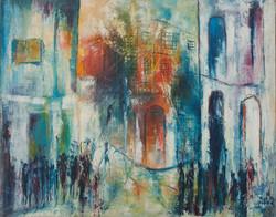Jerome Jean Rene 24X30 #40-3-96 Canvas C