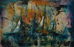 Jerome Jean Rene 14X22 #46-3-96 Canvas 1