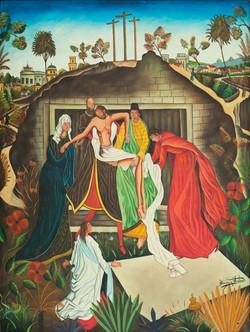 Abellard Gesner 48X36 #51-3-96 Canvas Ci