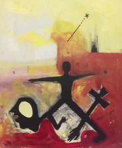 Magloire Stivenson 24X20 #GSN-04-11 canvas
