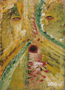 Payas 16X12 #7 canvas 2007