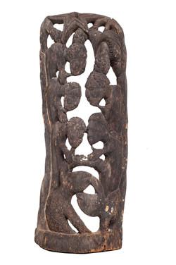 Sculpture:Bois (Anonyme) 2X10X27 #2