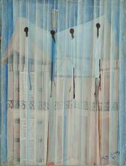 Olivier Raymond 16X12 #3-3-96 Canvas 198