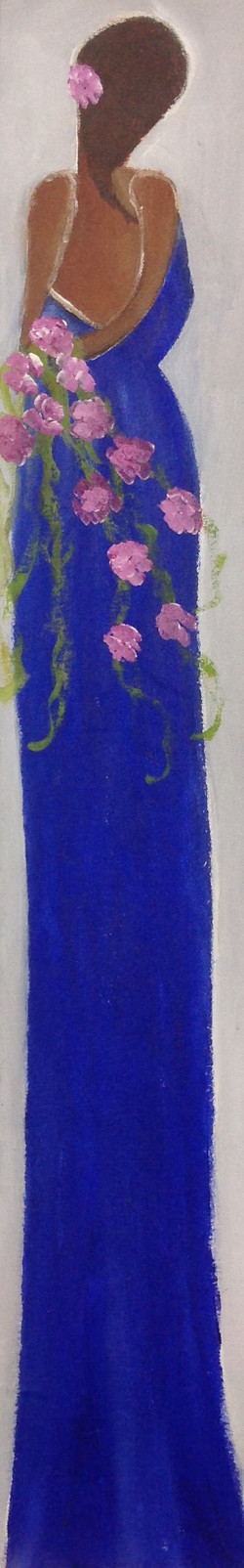 Rigaud Joseph Elie 42X7 #17-1-12 canvas