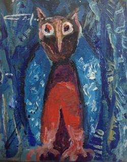 Dieudonne Cedor 8X10 #148-3-96 canvas 1973