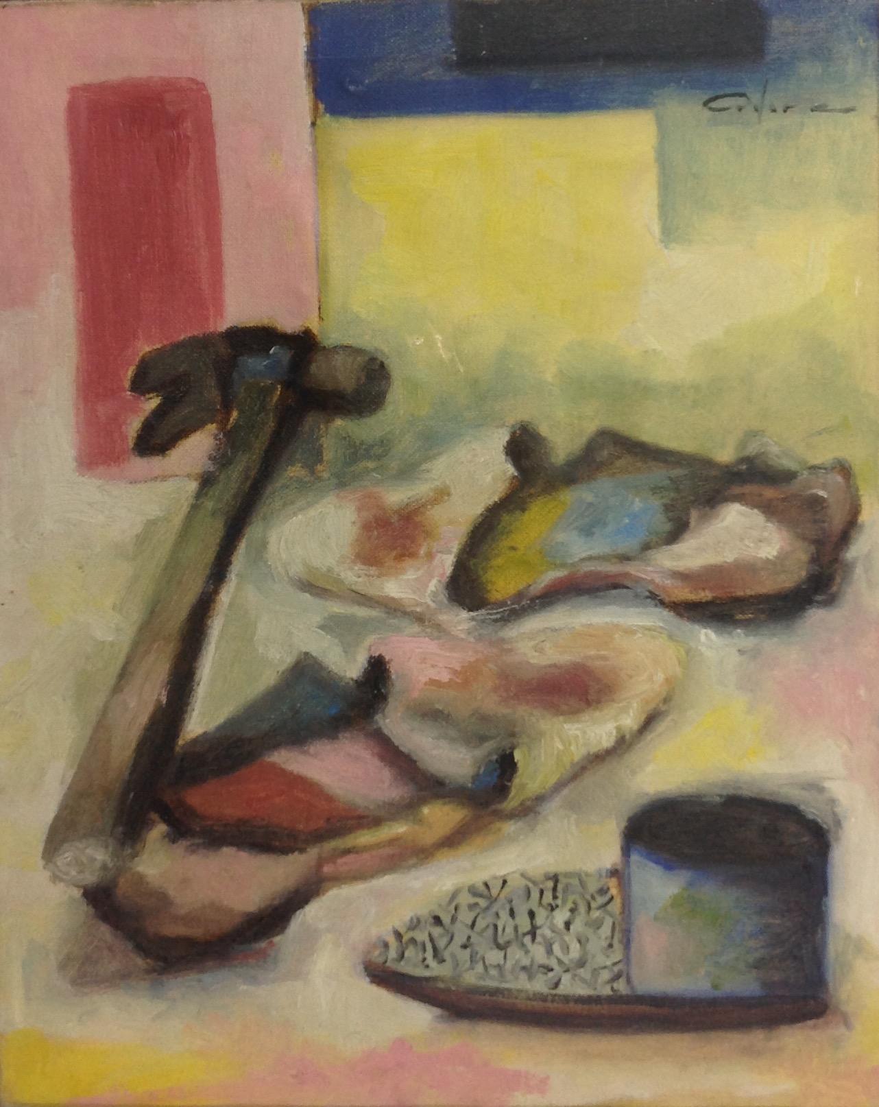 Dieudonne Cedor 16X20 #80-3-96 canvas 1977