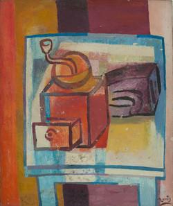 Villard Denis 24X20 #1-3-96 Canvas