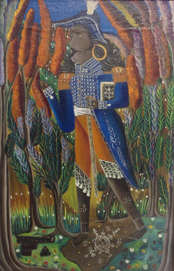 Pierre Andre 16X24 #25-3-96 canvas
