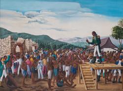 Joseph Casimir 36X48 #4-3-96 Canvas 1991