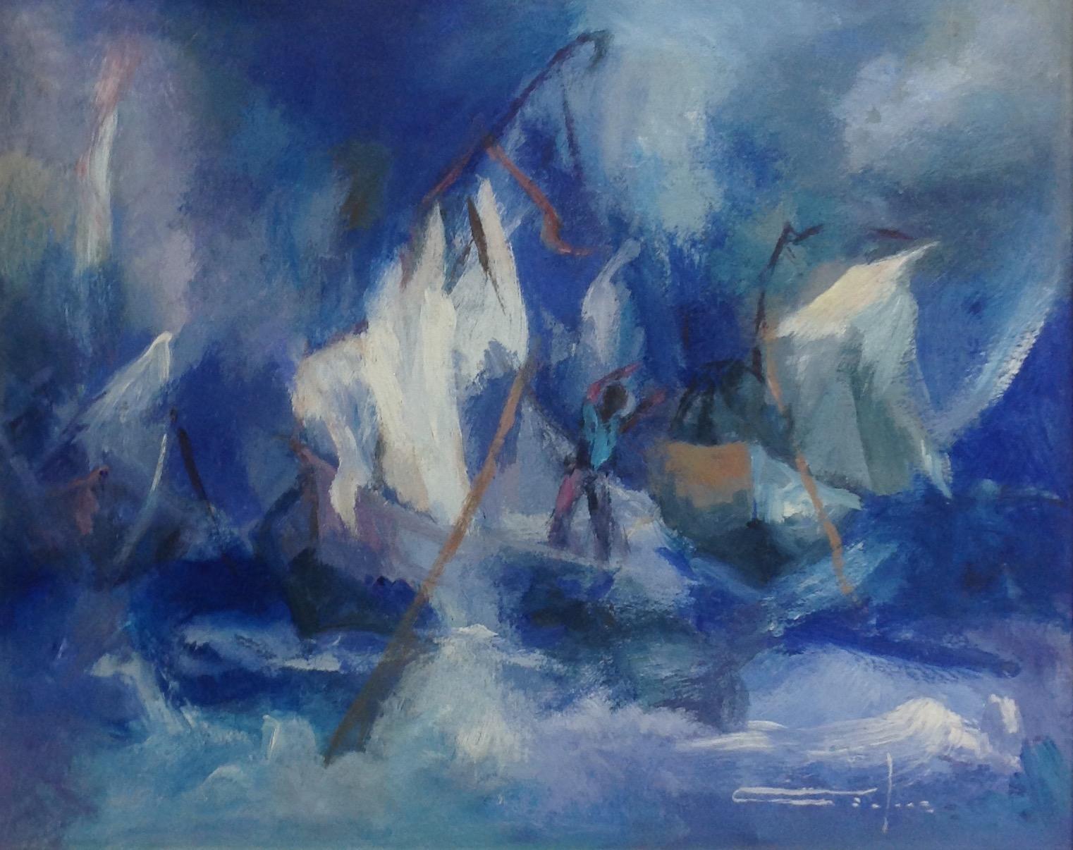 Dieudonne Cedor 16X20 #85-3-96 canvas