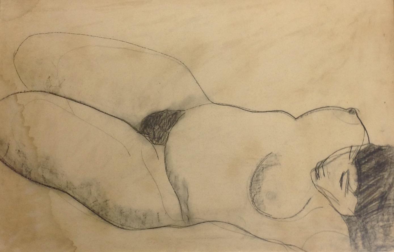 Gabriel Jacques 24X36 #11-3-96 dessin