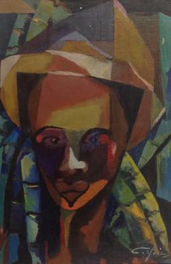 Dieudonne Cedor 12X18 #50-3-96 canvas