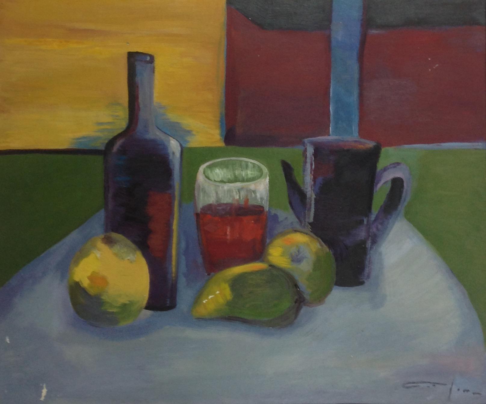 Dieudonne Cedor 20X24 #54-3-96 canvas