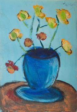 Savain Petion 10X8 #1 Water Color Circa