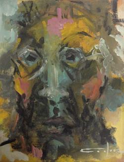 Dieudonne Cedor 11X14 #124-3-96 canvas