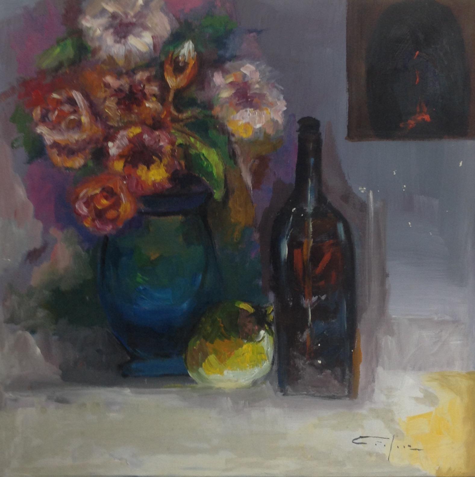 Dieudonne Cedor 24X24 #46-3-96 canvas