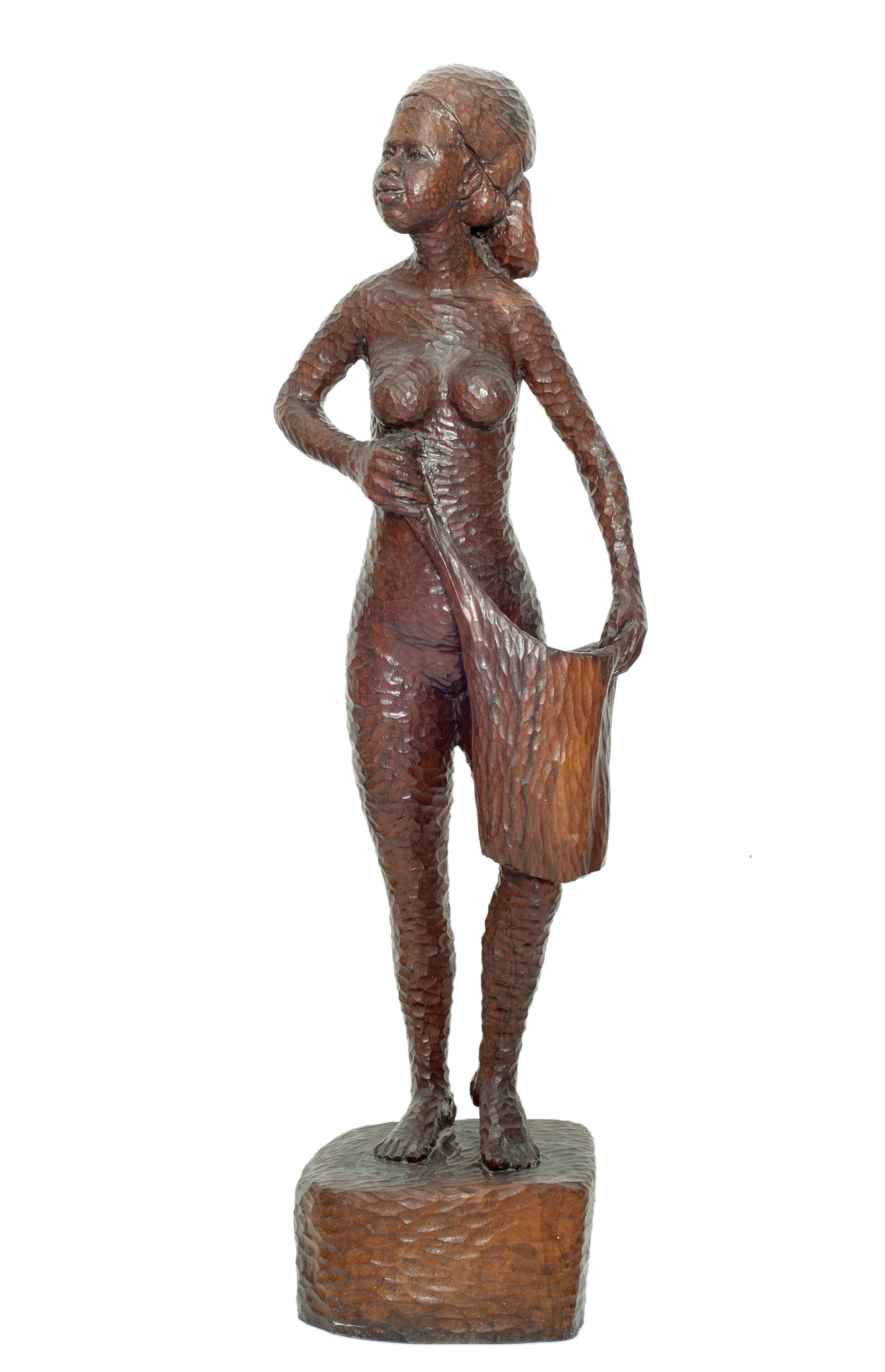Booz Ludovic 6X7X33 3:4 #8-3-11 Statue: