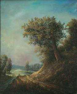 Jn Louis Ernst 24X20 #59-6-91 Canvas Cir
