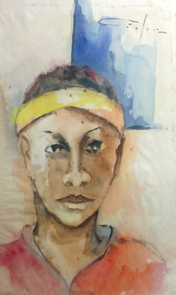 Dieudonne Cedor 12X18 #189-3-96 dessin