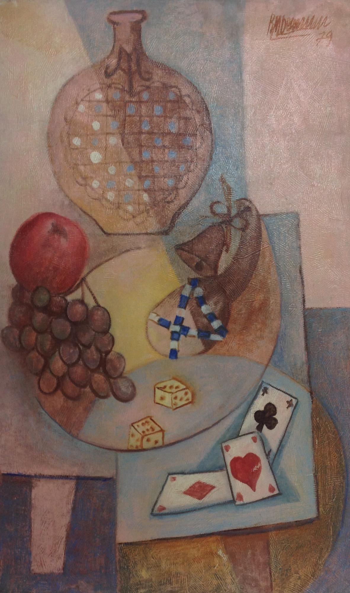 Desruisseau Rose Marie 18X30#34-3-96