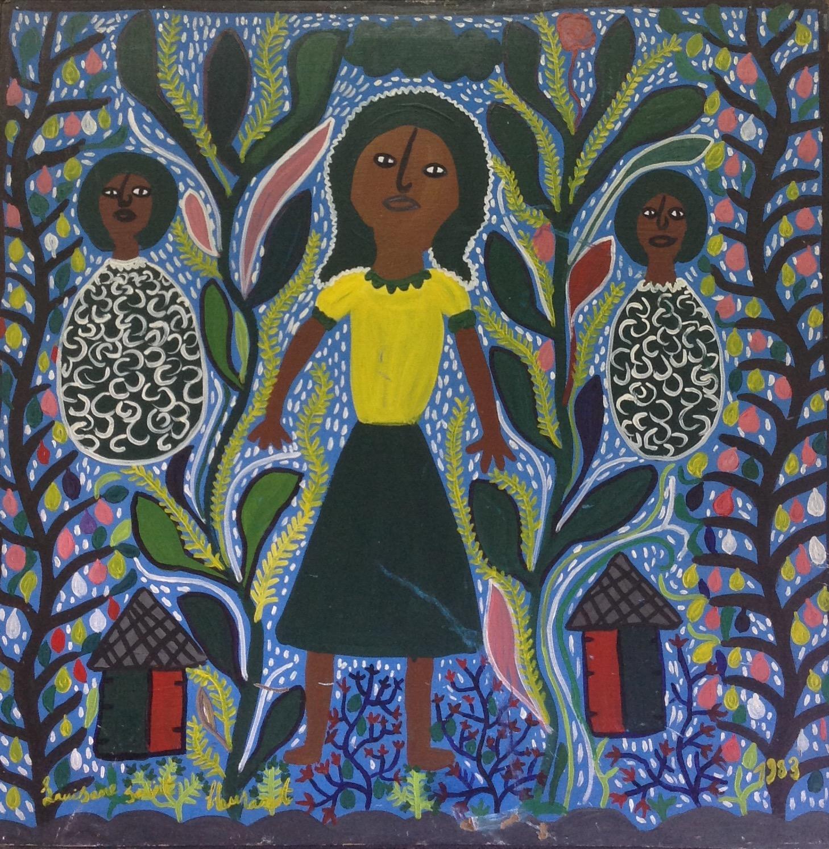 St.Fleurant Louisanne 24X24 #10-3-96 board 1983