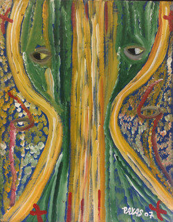 Payas 20X16 #11 canvas 2007