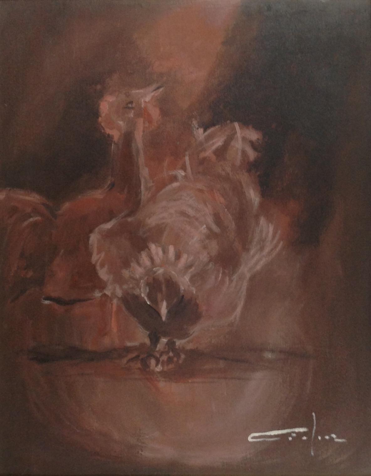 Dieudonne Cedor 16X20 #79-3-96 canvas