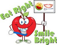 Eat Right. Smile Bright!