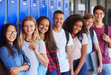 The teens are an important time for dental care.