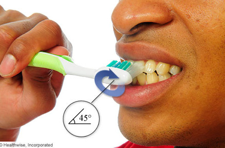 Dental tip: Try dry brushing!