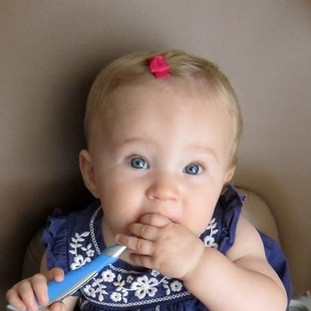 Its never too young to develop good dental habits!