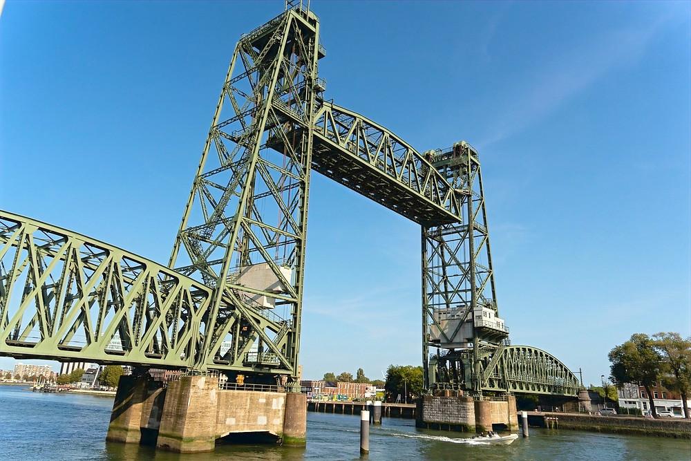 Koninginnebrug Rotterdam