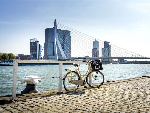"""Wirtualne podróże """"Nowy Jork po europejsku"""" - Rotterdam"""
