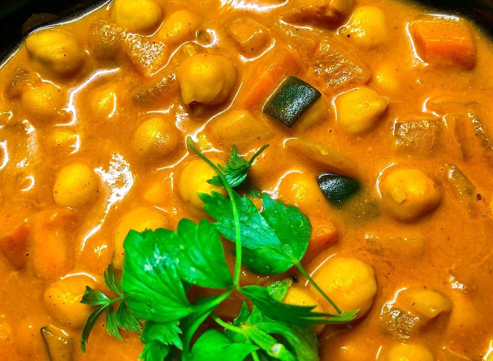 Pyszny przepis na curry