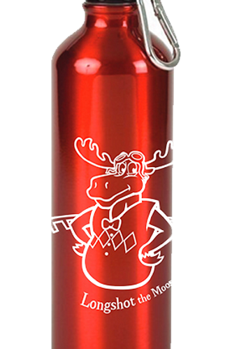 LONGSHOT the Moose Water Bottle