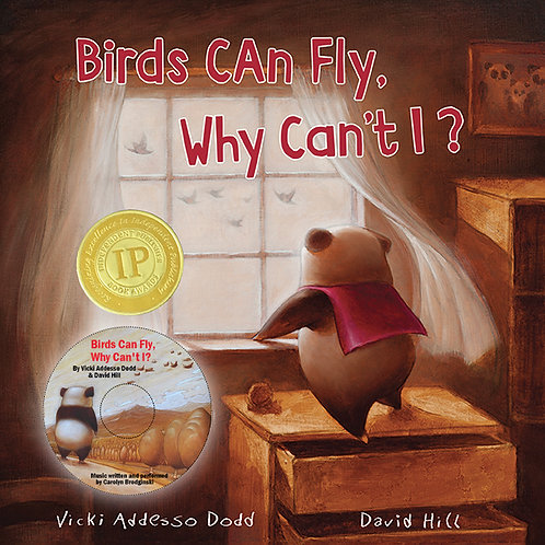 Birds Can Fly, Why Can't I ? - Free Song Download with Purchase