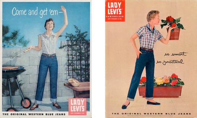 Lady Levi_s ad.png