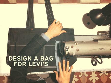 Levi's bag contest - The Exhibition