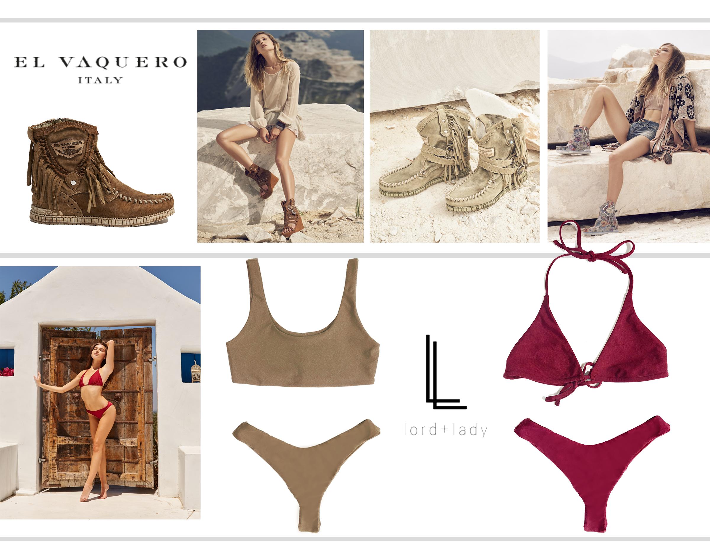 El Vaquero Shoes x Lord+Lady email